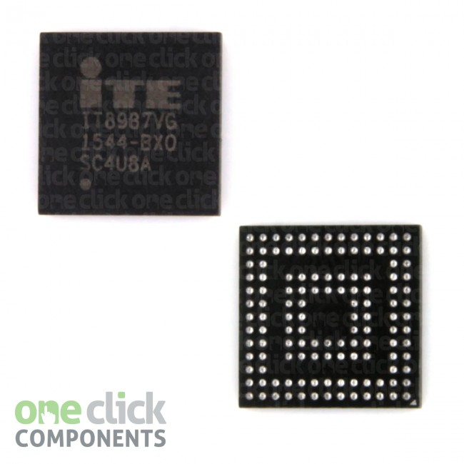 New Replacement Ite It8987vg Bxo Embedded Keyboard Controller Ic 128 Ball Vfbga