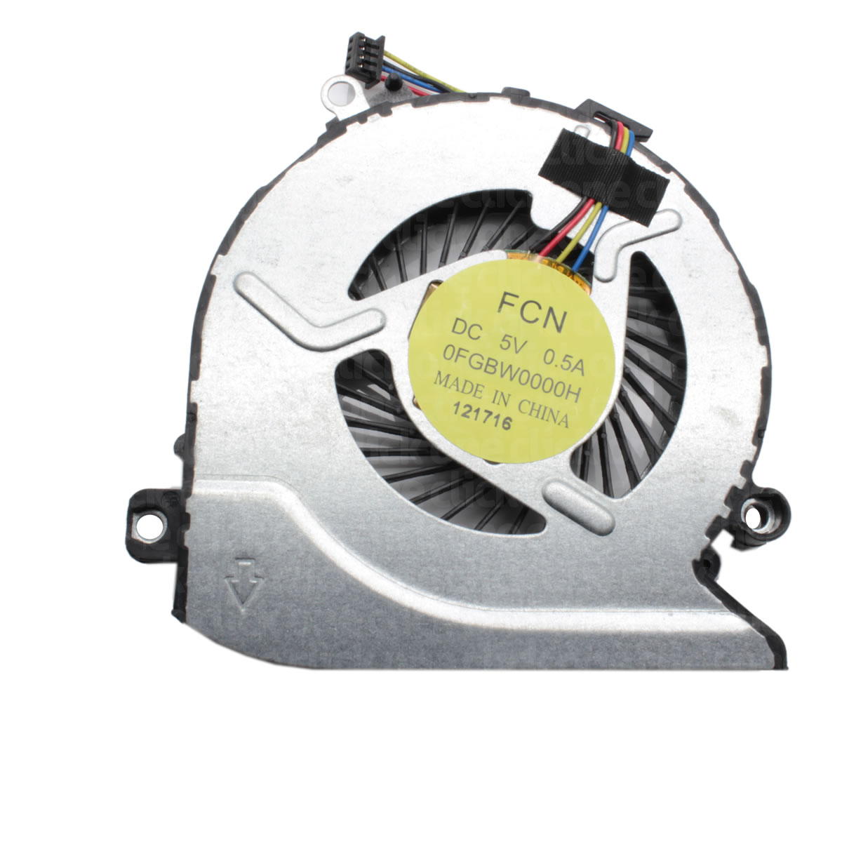 Details about Replacement CPU Cooling Fan 812109-001 0FGBW0000H for HP  Pavilion 15-AB Models