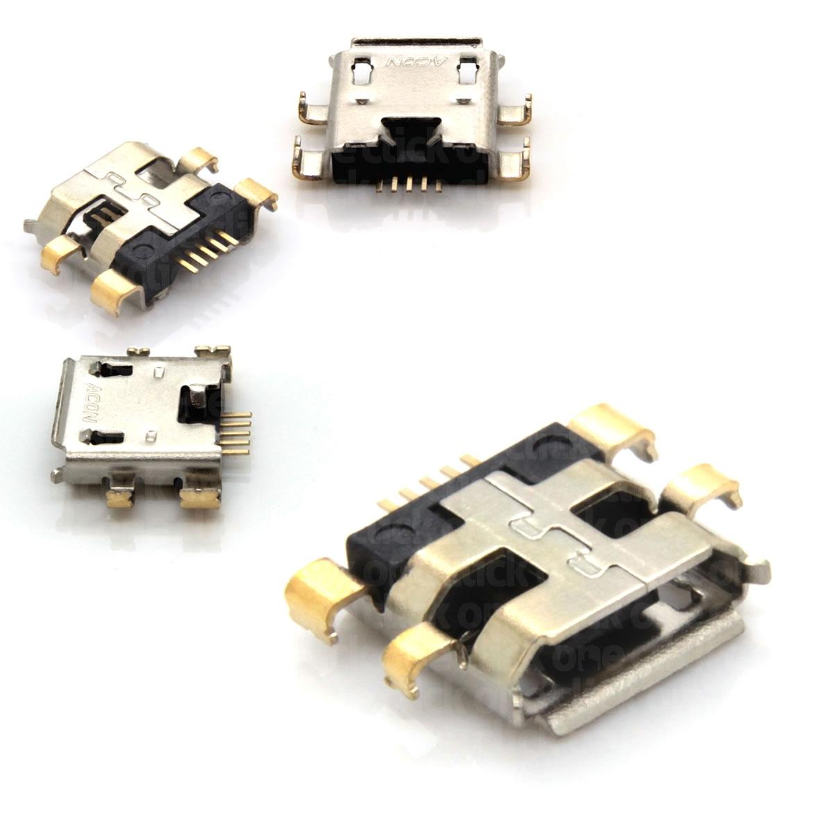 ASUS Zenfone 5 A500KL A501CG Micro usb DC CHARGING Connector Socket Port